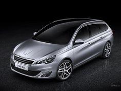 Peugeot 308 SW 1024 x 768 wallpaper