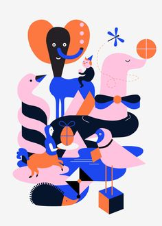 Sue Doeksen - Illustrator (Represented by WE ARE GOODNESS) – The Dots
