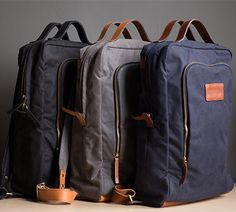 Pre-Kickstarter Giveaway for the Modern Day Briefcase: A Backpack for the Modern Professional