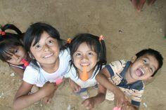 Simply Smiles - Bau einer Sekundarschule!