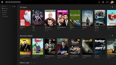 Plex is a free software package for your computer that lets you stream your local movie or music files to other devices free of charge.