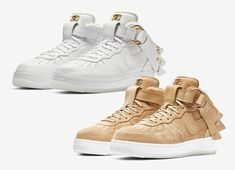 timeless design b7eda b7242 Victor Cruz x Nike Air Force 1 Mid Releasing November 21st Air Force 1 Mid,