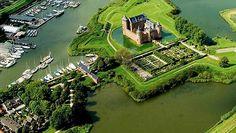 Muiderslot Amsterdam Castle, Netherlands