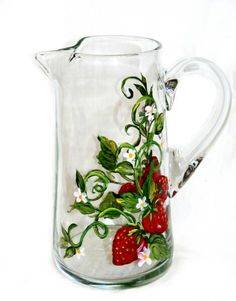 Strawberry Pitcher | strawberry_pitcher.jpg