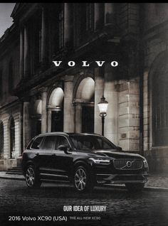 2016 Volvo XC90 ~ USA by Michael on Flickr