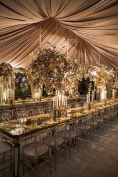 {Wedding Trends} Strictly Long Tables - Part 2