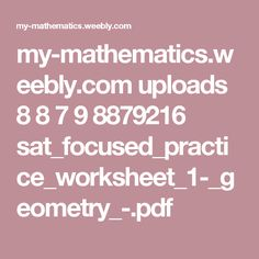 31 best geometry images on pinterest geometry calculus and math