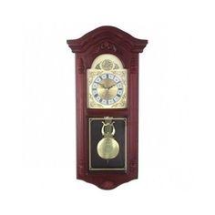 Marvelous Pendulum Wall Clock European Westminster Chimes Grandfather Cherry Wood  Decor #wall Clocks #contemporary Wall
