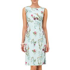 Buy Phase Eight Hermosa Dress, Multi, 10 Online at johnlewis.com
