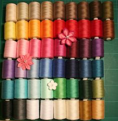 sewing thread in any color (learning to sew!)