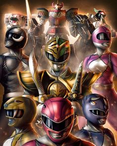 Go Go Power Rangers!  By @rogergoldstain   #powerrangers #redranger #whiteranger #yellowranger #blueranger #blackranger #pinkranger #greenranger #mmpr #mightymorphinpowerrangers #powerrangersmovie   #comicbooks #comics http://ift.tt/2aiQC3D