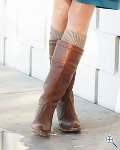 I do believe I need a second pair of Frye boots. Perhaps this pair?