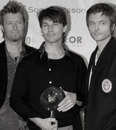 a-ha - This must be my favourite picture of them