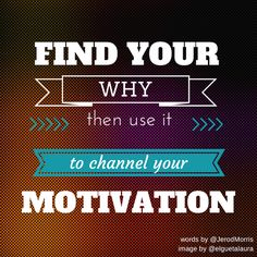 What motivates you to get up every day and make healthy living your routine?  Find your WHY!  Is it your significant other, family member, children, a fit friend, your health, being able to live longer, what makes you do it every day?  No diets. Diets mean short term unhealthy (usually) ways to live life. We don't want something you can't sustain as a part of your daily lifestyle right?  Go out and chase today heart emoticon You CAN do it and your HEALTH does matter!