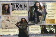 El Pensieve de Dinorider: Thorin Escudo de Roble, Rey Bajo la Montaña
