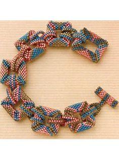 Piad Tutorial: Bracelet Squared | InterweaveStore.com