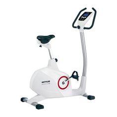 Motionscykler, kondicykler, test de bedste tilbud her Kettler E3 ergometer motionscykel