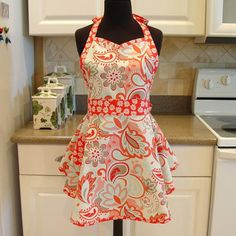 Wow!  is this the cutest apron!