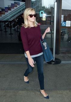 Reese Witherspoon Photos: Reese Witherspoon Arrives in LA