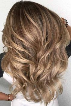 Light Brown Hair in Golden Tones picture1