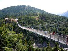 **Highline179 (bridge) - Reutte, Austria