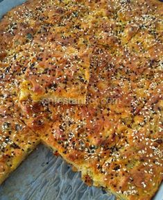 Turkish Recipes, Pepperoni, Quiche, Food And Drink, Appetizers, Pizza, Baking, Breakfast, Easy