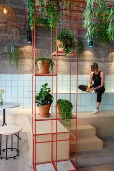 Gallery of Mar Restaurant / Naomi Szwec + Noa Ben Yehuda - 10