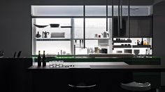 New Logica System by Valcucine | Interior Design and Architecture ...