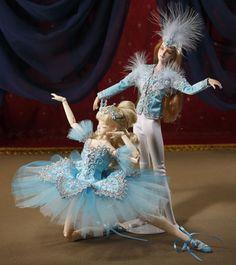 Ballet Beautiful, Beautiful Dolls, Ooak Dolls, Blythe Dolls, Walt Disney, Ballerina Barbie, Crochet Barbie Clothes, Balerina, Barbie Patterns