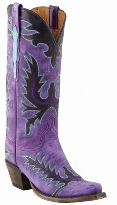 Colorful Lucchese Classics | Horses & Heels