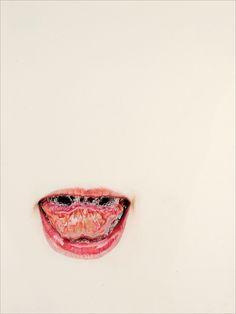 Lick Line # 26 | Julia Randall