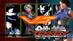 TEKKEN TAG TOURNAMENT 2 - xlDark ZerOlx VS RageWithGabe
