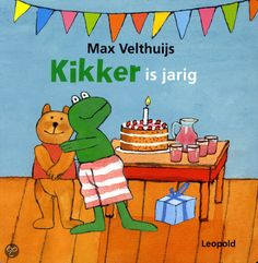 Kikker is jarig Dutch Language, Weather Unit, Backyard For Kids, Too Cool For School, Film Music Books, Held, Educational Toys, Elementary Schools, Preschool
