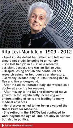 ღ  Inventing her whole life ~ an inspiration!