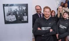 Picture perfect! Prince Harry recreated Diana's photograph on the stairs of the Willesden Green hostel in January 2017. The Prince paid tribute to his mother as he struck a smile and did the exact same stance as Diana for a picture with members of The Running Charity.   The 32-year-old Prince participated in a run with the organization that is the first running-oriented program for homeless and vulnerable young people. Like his mother, Harry has found the time to offer support to people in…