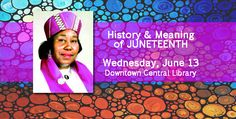 2012 event - Historian &  journalist Eva Doyle talks about Buffalo's pre-eminent African-American festival and its Civil War era origins. At the Downtown Library, 12 noon on Wednesday, June 13.  Free.