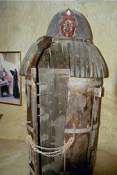Matera iron maiden, via Flickr.
