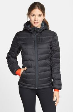adidas 'Frostlight' CLIMAHEAT® Quilted Down Jacket available at #Nordstrom