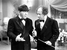 The Three Stooges   109   Heavenly Daze 1948