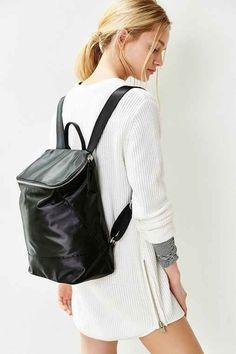 Silence + Noise Zip Box Backpack
