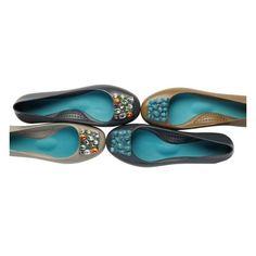 Celine - great lightweight travel shoes! Pack several & go!