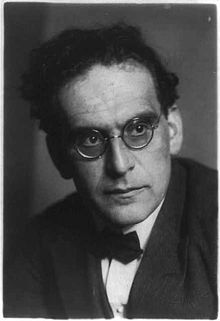 Otto Klemperer, conductor and composer, born Jewish, converted to Christianity, and later converted back to Judaism.
