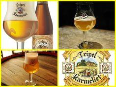 Tripel Karmeliet a cerveja Belga com magnificas notas florais