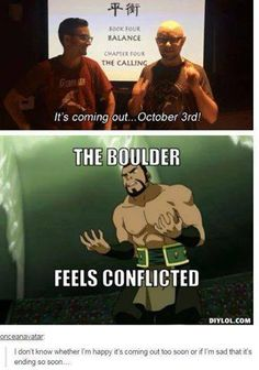 Repinning for funny boulder... Also, wow, cant wait till book 4!!!