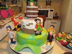 Fotos dos 5 anos: festa de aniversário
