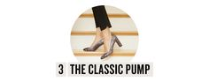 5 Fall Shoes Every Woman Should Own love the classic pump. I have several versions of them.