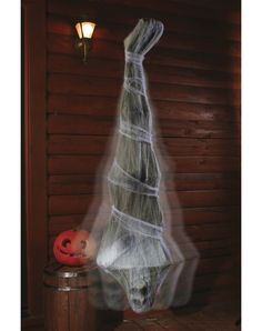 The Shaking Cocoon Hanging Prop will add the perfect touch to your display of Halloween spirit. Wholesale Halloween Costumes is here to make sure you can find anything you want for this Halloween season! Halloween Season, Spirit Halloween, Scary Halloween, Halloween Ideas, Halloween Party, Halloween Stuff, Halloween Crafts, Wholesale Halloween Costumes, Animated Halloween Props
