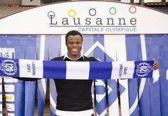 EkpoEsito.Com : Taye Taiwo joins Switzerland's FC Lausanne-Sport