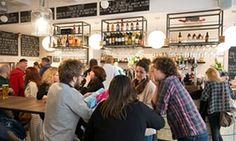 Tyneside Bar Café, Newcastle
