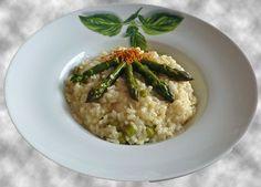 Ριζότο με σπαράγγια (Γαλλία) Cooking, Ethnic Recipes, Food, Kitchen, Eten, Meals, Cuisine, Diet